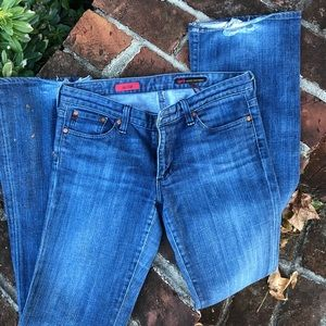 Adriano Goldschmied 'the club' bootcut jeans 29R